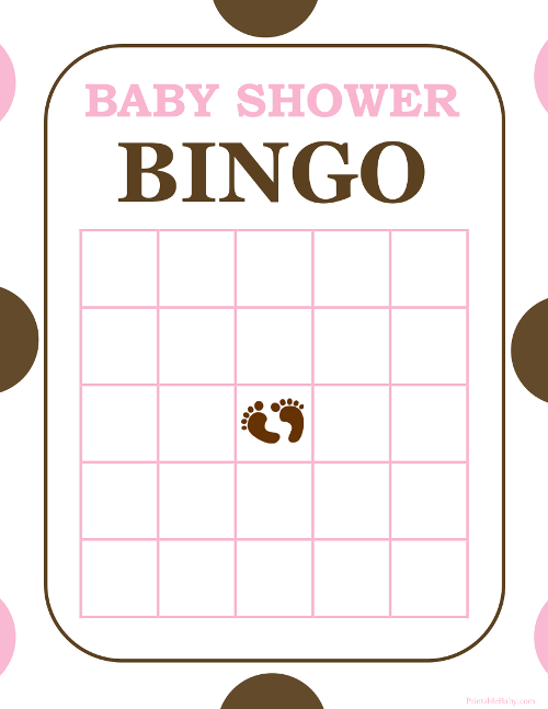 Imagenes De Printable Baby Shower Bingo Cards With Pictures